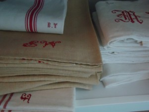 French-country-linens-monograms